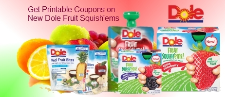 Dole Food Coupon