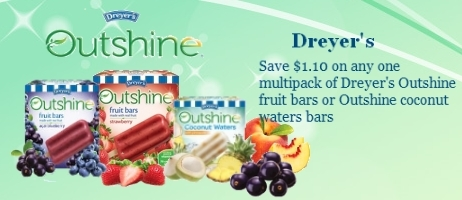 Dreyers Outshine Printable Coupons