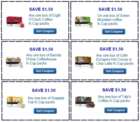 Keurig Promo Codes for November, Save with 4 active Keurig promo codes, coupons, and free shipping deals. 🔥 Today's Top Deal: Up to $18 Off Sitewide on 2 or More Boxes of Pods. On average, shoppers save $21 using Keurig coupons from vegamepc.tk