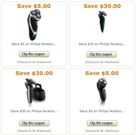 photo regarding Philips Norelco Printable Coupon named Philips norelco sensotouch 2d printable coupon / Chase