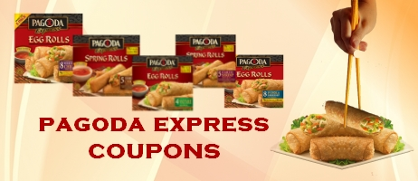 Pagoda Express Coupons