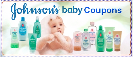 Johnson's Baby Coupons