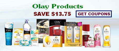 Olay Printable coupons