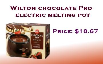 Wilton Chocolate Pro Electric Melting Pot