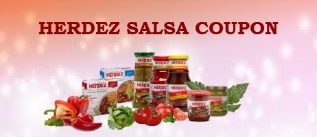 Herdez Salsa Coupons