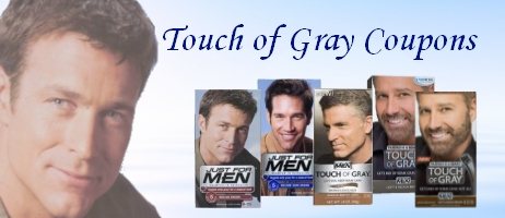Touch of Gray Coupon