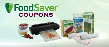FoodSaver Coupon