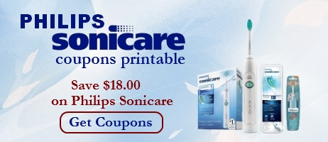 philips sonicare coupon printable
