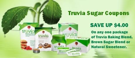 Truvia Sugar coupon