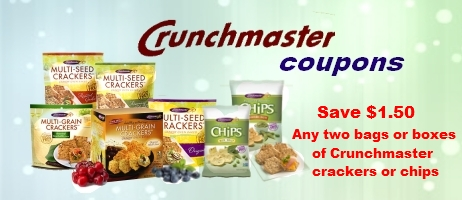 crunchmaster coupons