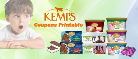 kemps coupon printable