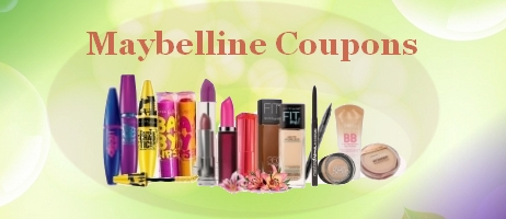 Maybelline Coupons printable
