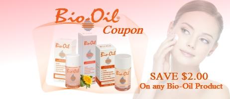 Bio-Oil Coupons