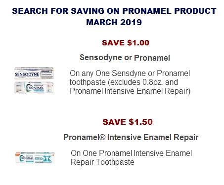 ProNamel coupons printable
