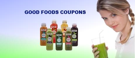 good foods coupons