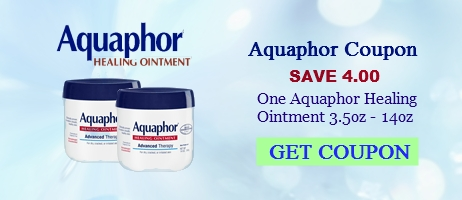 picture about Aquaphor Printable Coupon called Aquaphor Therapeutic Ointment coupon Coupon Community