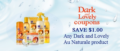 Find Dark And Lovely coupon code on this page. When you click