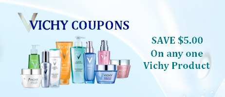image relating to Vichy Coupon Printable referred to as Vichy discount coupons Coupon Community