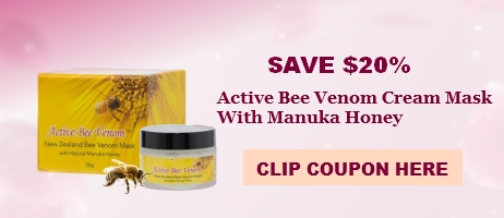 Active Bee Venom cream Mask