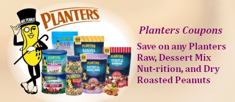 Planters nuts coupons