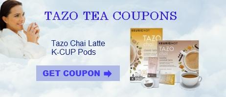 Tazo Tea Coupons