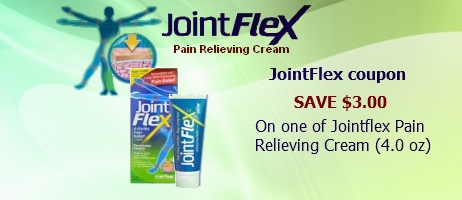 Jointflex Cream Coupons