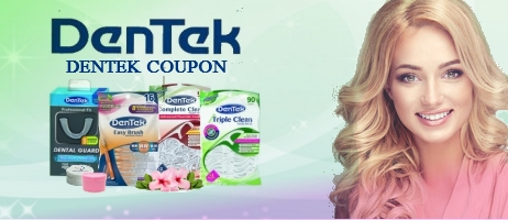 Dentek Printable Coupons