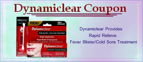 Dynamiclear Printable Coupon
