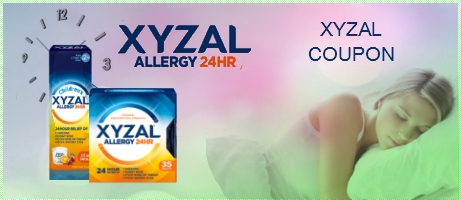 xyzal Coupons