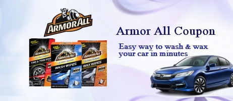 Armor All Coupons