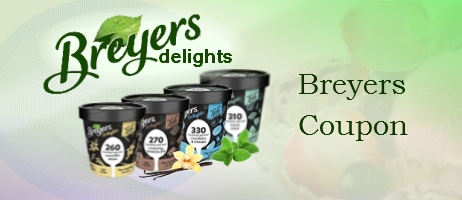 Breyers Coupons