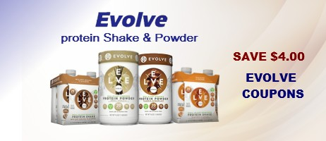 Evolve Coupon