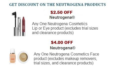 Neutrogena Coupon