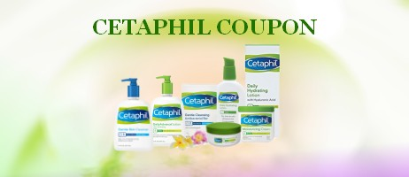 Cetaphil Coupons 2017
