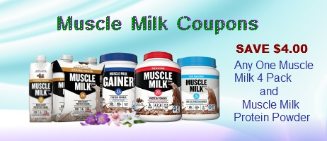 Muscle Milk Coupon