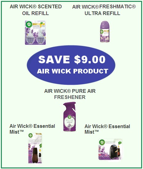 Awe Inspiring Air Wick Printable Coupons Coupon Network Interior Design Ideas Inesswwsoteloinfo