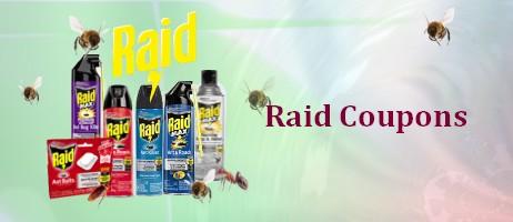Raid Coupons printable