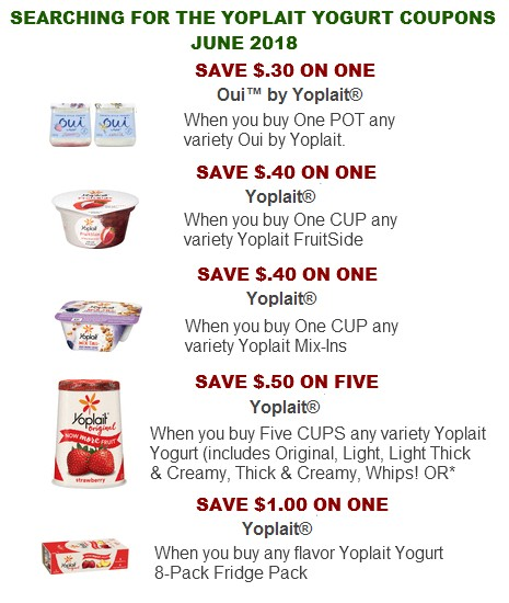 yoplait original yogurt coupons