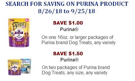Purina coupons printable