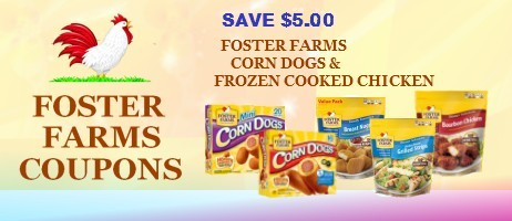 Foster Farms Coupons Printable