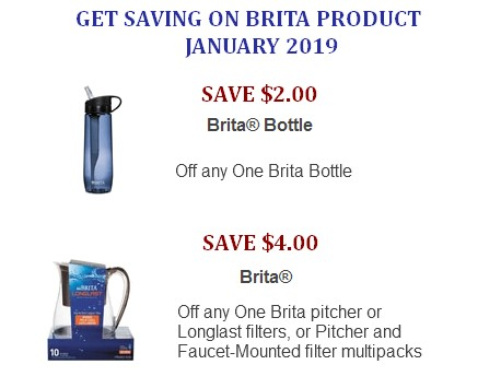 Brita Filter Printable Coupons