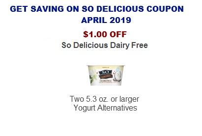 so delicious coupons 2019