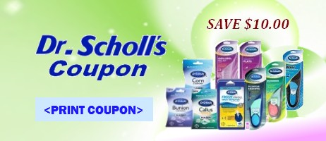 graphic relating to Dr Scholls Inserts Coupons Printable named Dr. Scholls coupon Coupon Community