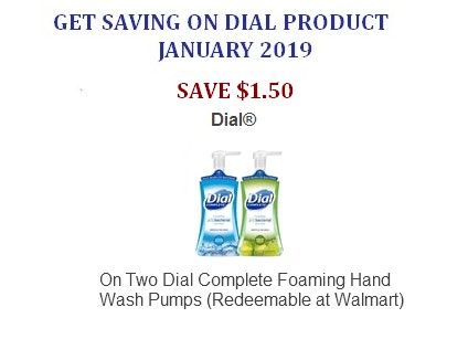 photo about Dial Printable Coupon referred to as Dial Printable Discount coupons Coupon Community