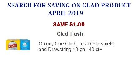 Glad Coupons Printable