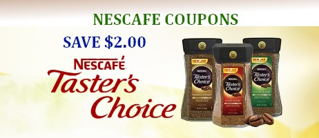 Nescafe Coupons Printable