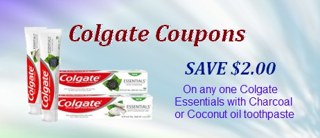 Colgate Coupons Printable