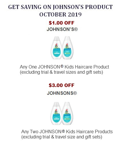 johnson baby oil coupon 2019