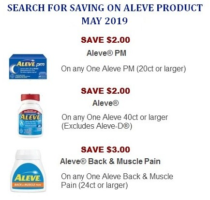 picture about Biofreeze Coupons Printable identified as Aleve discount coupons Coupon Community