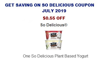 So Delicious Dairy-Free | Coupon Network